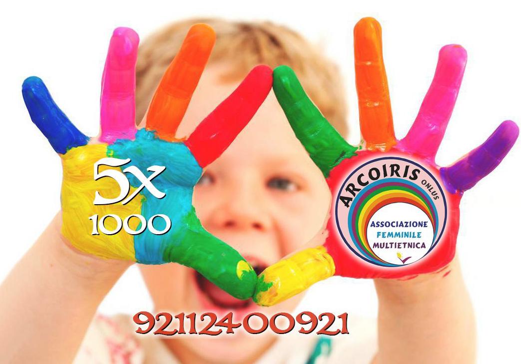 5x1000 arcoiris onlus